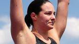 Olympic swimmer Keri-anne Payne