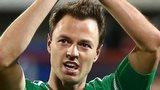 Northern Ireland defender Jonny Evans