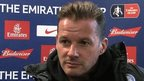 VIDEO: Posh dont fear TV audience - Westley