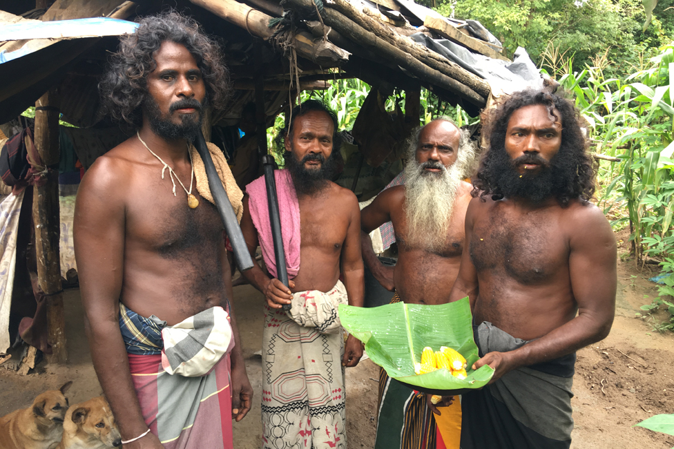 Comunidad Rathugala Veddha