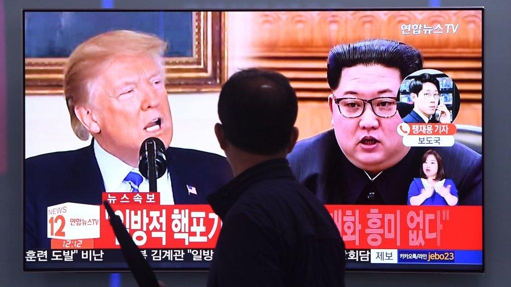 Trump: North Korea summit could still happen on 12 June