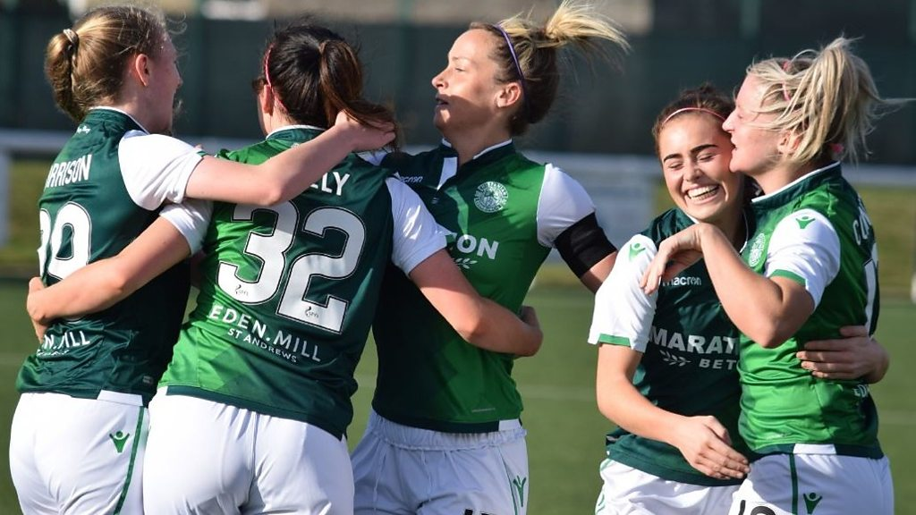 Watch: The best of this week's Scottish Women's Premier League