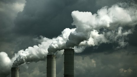 Climate change: CO2 emissions rising for first time in four years