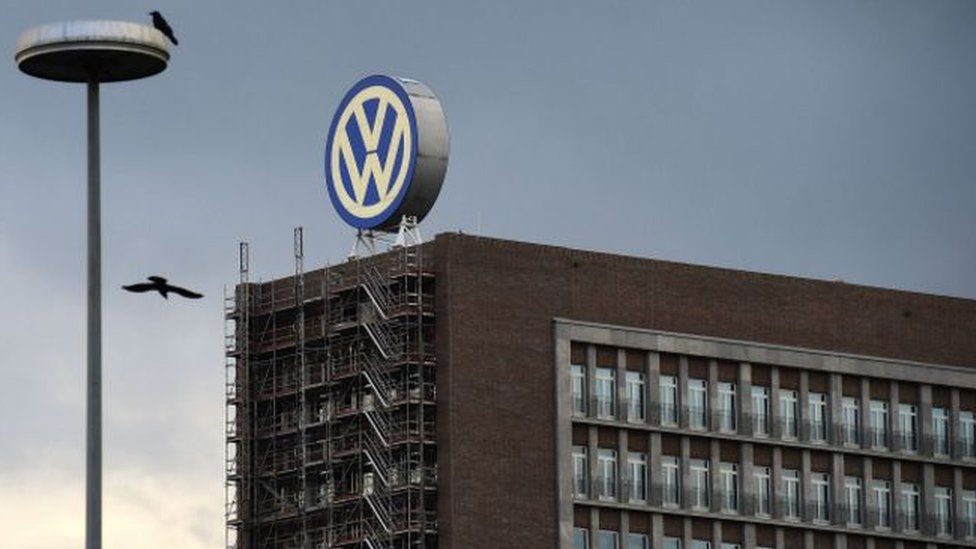 Oficinas de Volkswagen