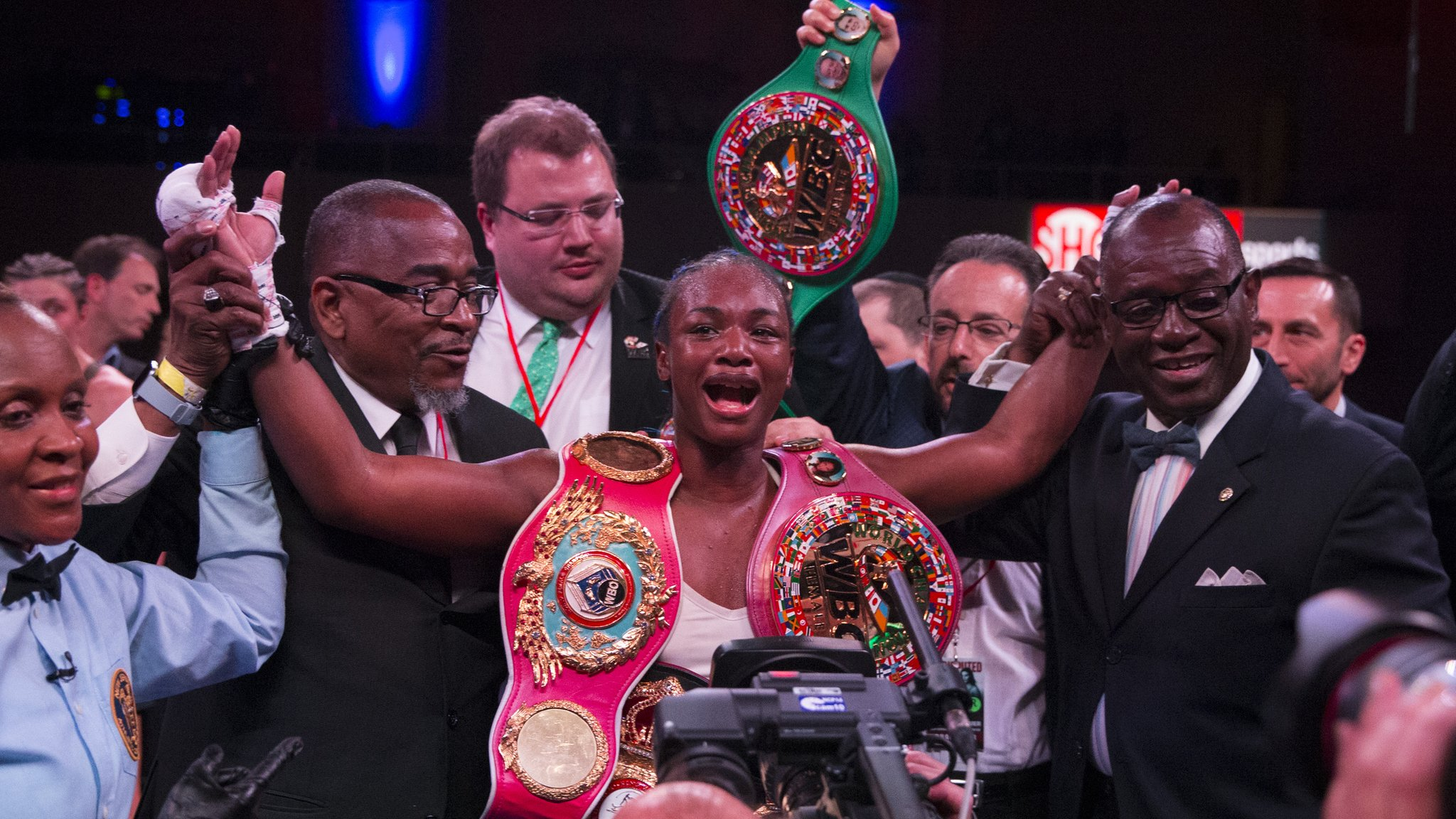 'I'm the greatest woman of all time' - Shields unifies middleweight division