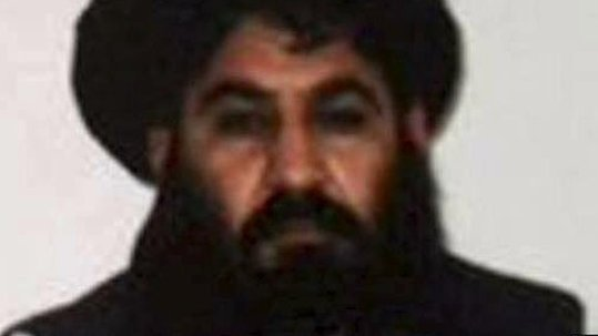 The new leader of the Afghan Taliban, Mullah Akhtar Mansour, calls for unity and says the group will continue fighting.