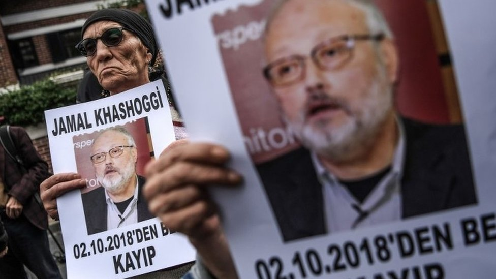 Jamal Khashoggi death: Trump 'not satisfied' with Saudi account