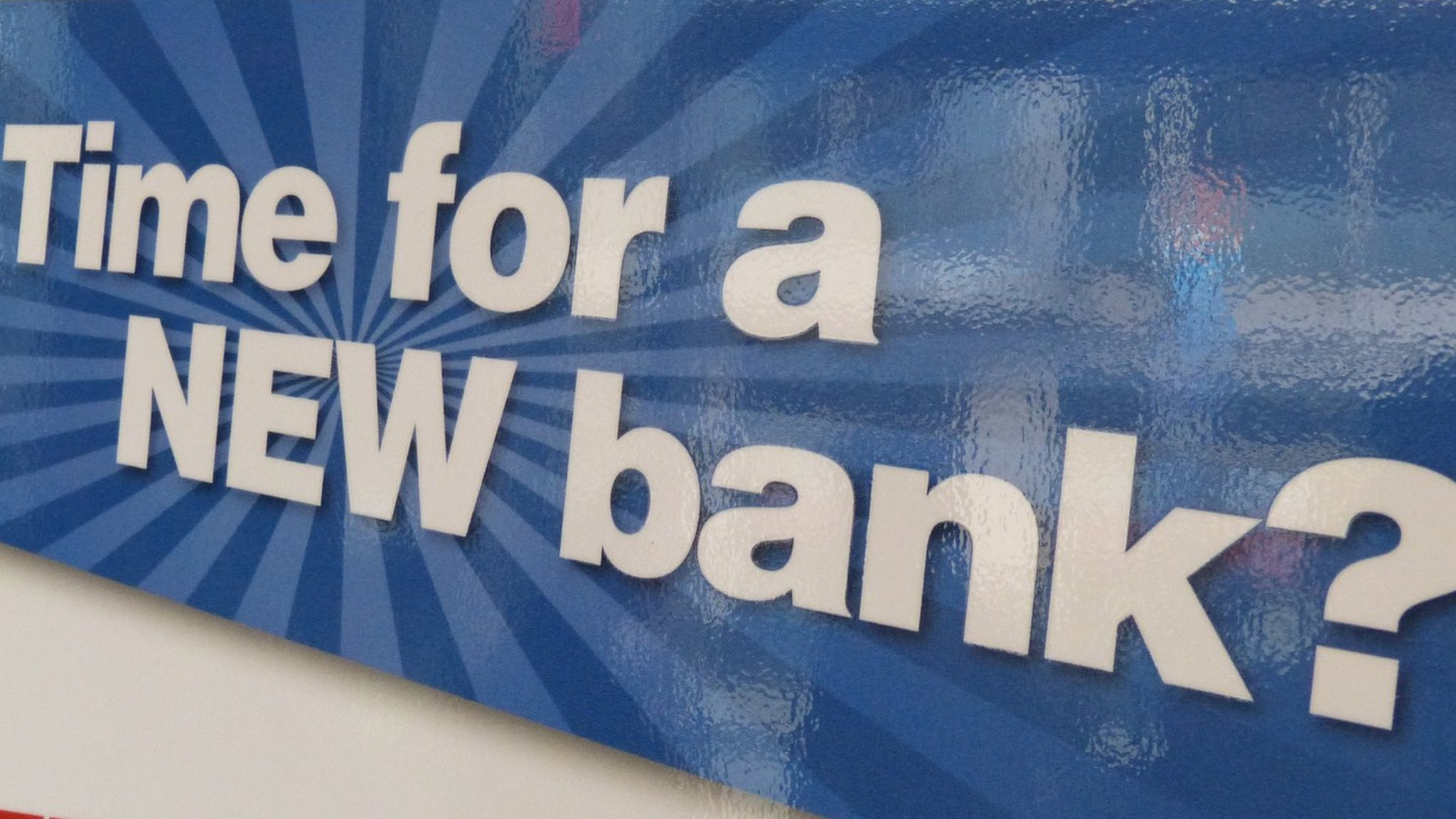 Plans to compare bank customer service