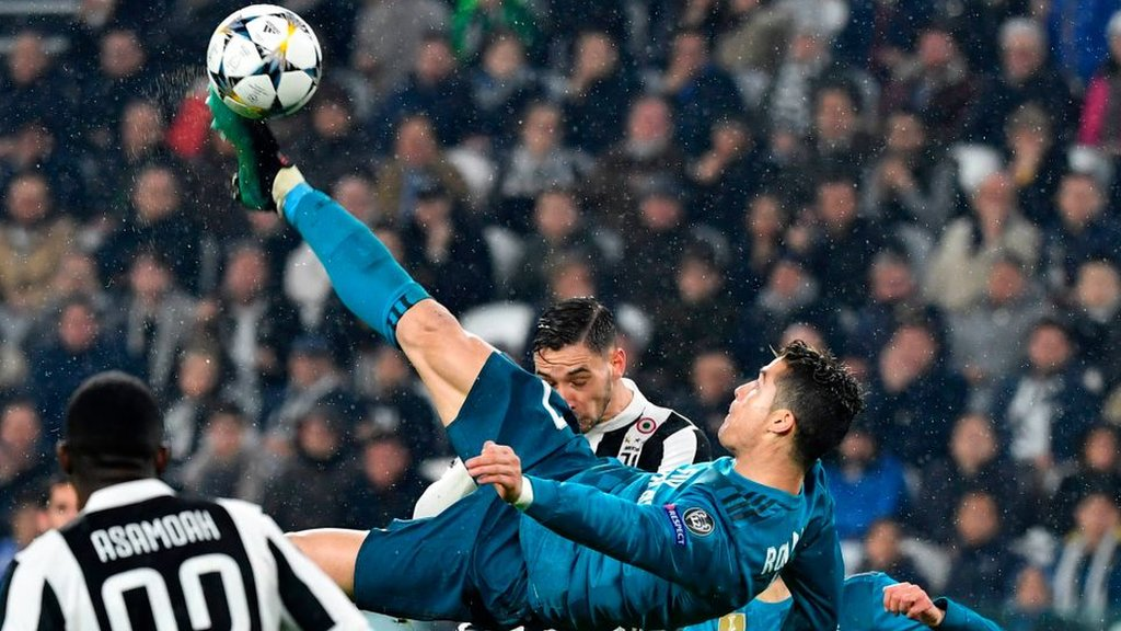 Champions League 2018: The best moments - from Roma's comeback to that Ronaldo goal
