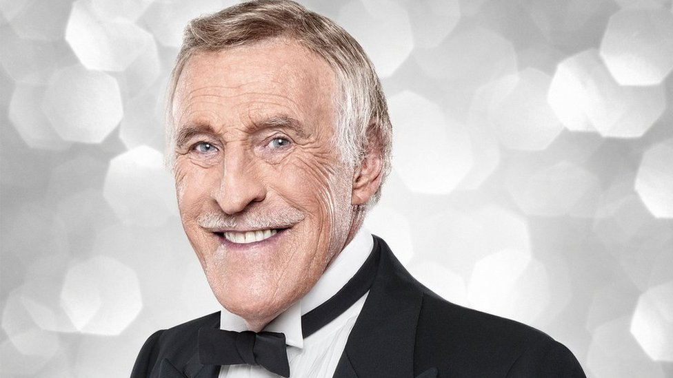 In pictures: Sir Bruce Forsyth's extraordinary career