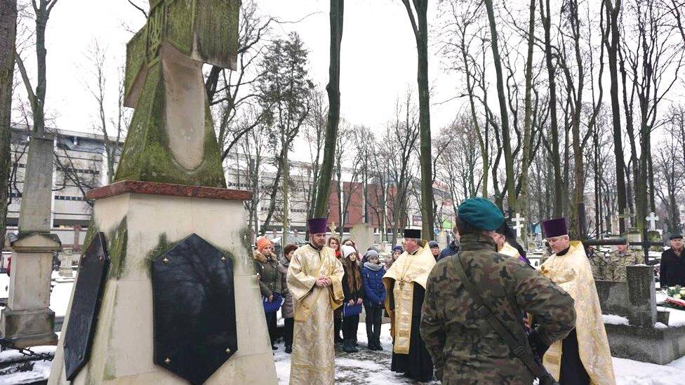 У Польщі вшанували бійців УНР