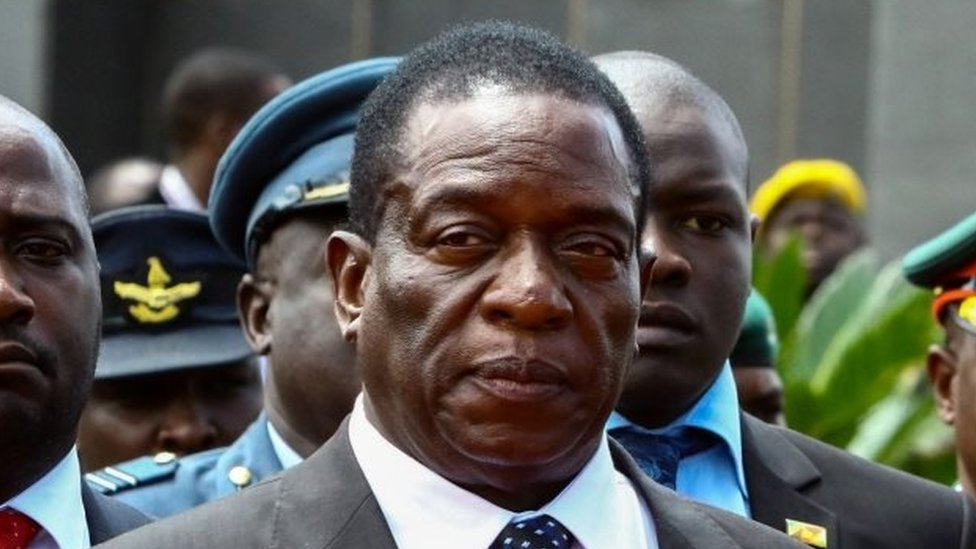 Zimbabwe's Mnangagwa to return as Mugabe's likely successor