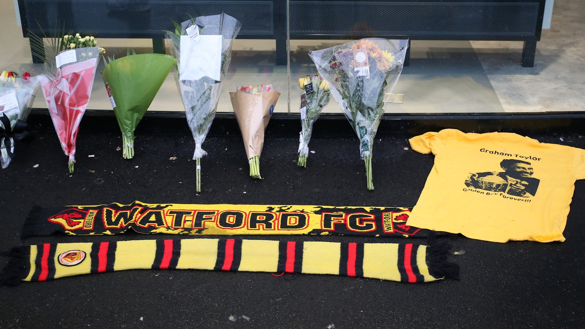 Football set to pay tribute to Taylor at weekend games
