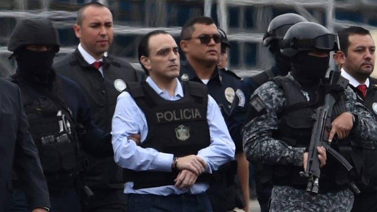 Mexico fugitive ex-governor Roberto Borge extradited