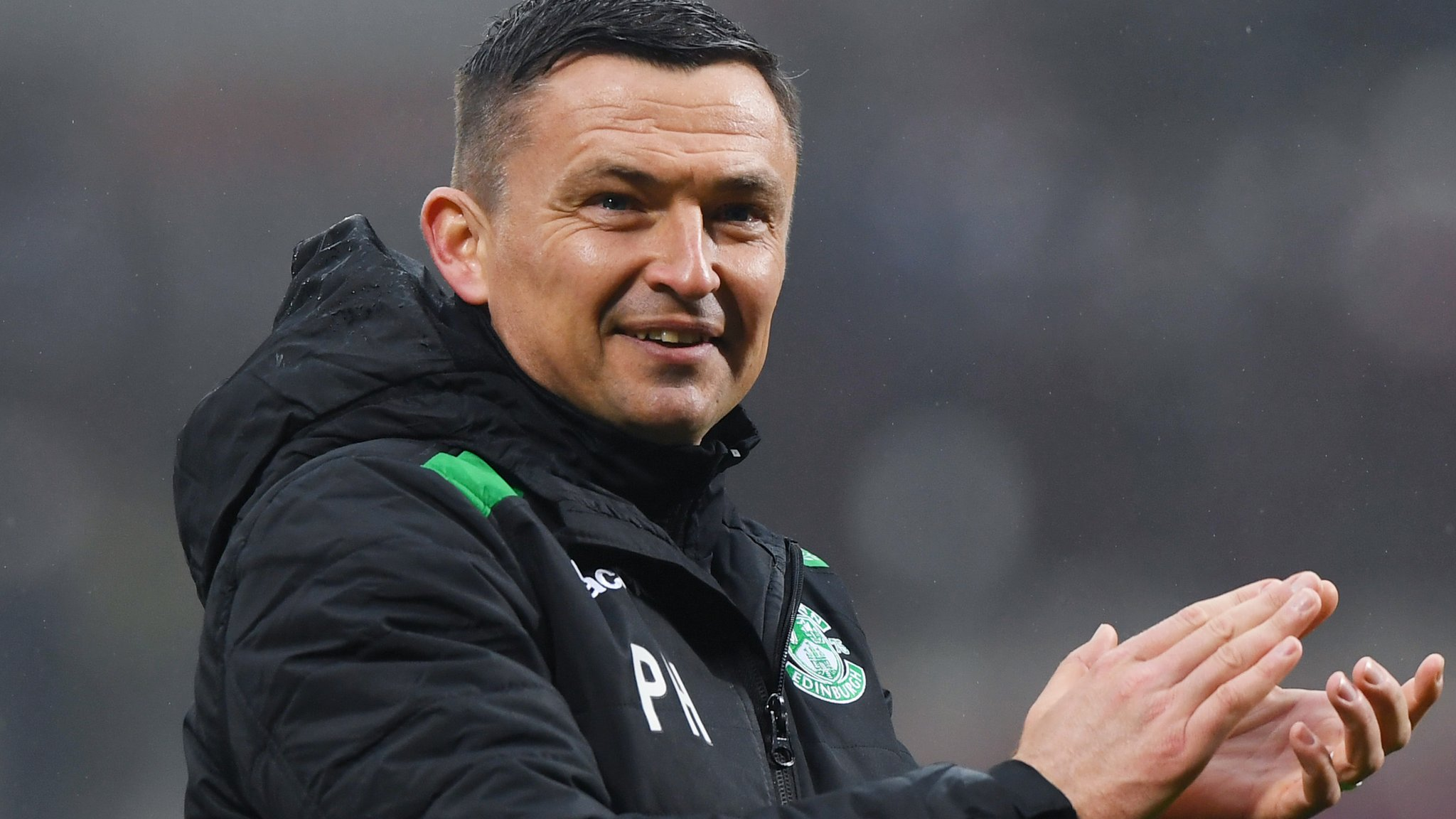 Heckingbottom has given Hibs their identity back - Stewart