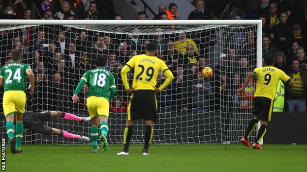 Video: Watford vs Norwich City