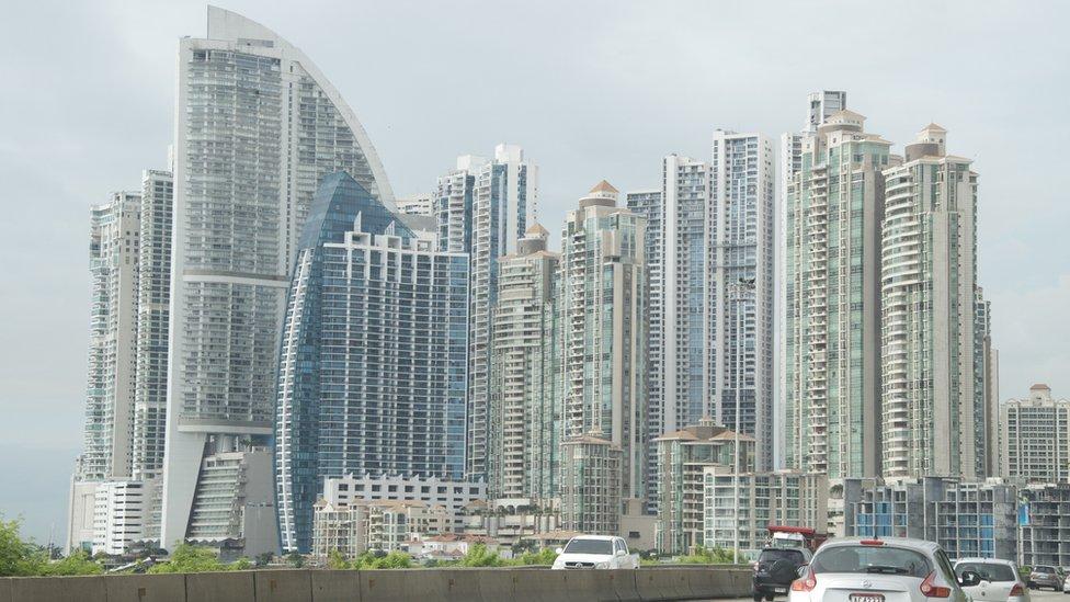 El hotel de la marca Trump tiene forma de vela y es el edificio más alto de Panamá. (Foto: Solange_Z)