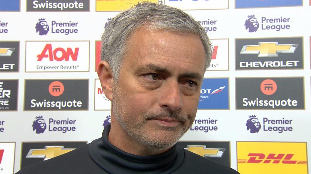 Alexis Sanchez: Man Utd boss Jose Mourinho 'respectful' of situation over Arsenal star