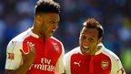 VIDEO: Oxlade-Chamberlain nets Arsenal winner