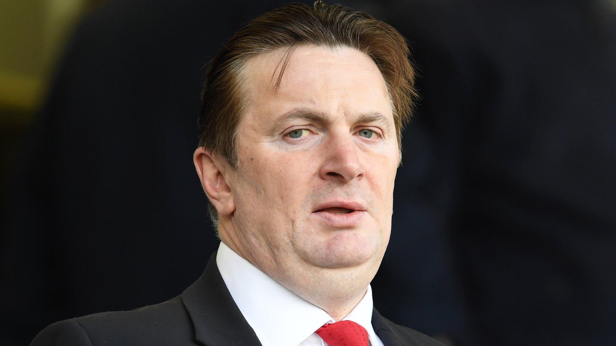 Ashley associates eye Morton as 'feeder club for English leagues'