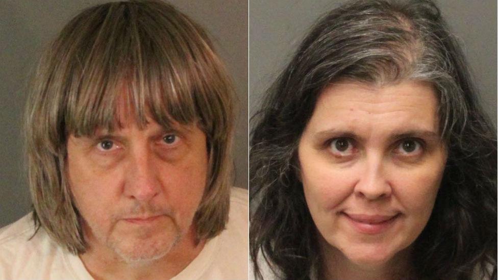 Shackled siblings found in Perris, California home