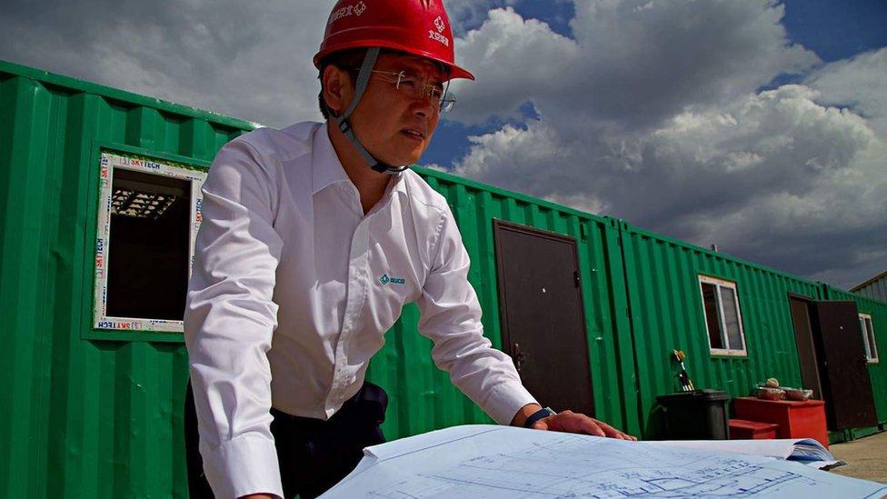 Xu Xiwen siente sobre sus hombros la expectativas de toda China.