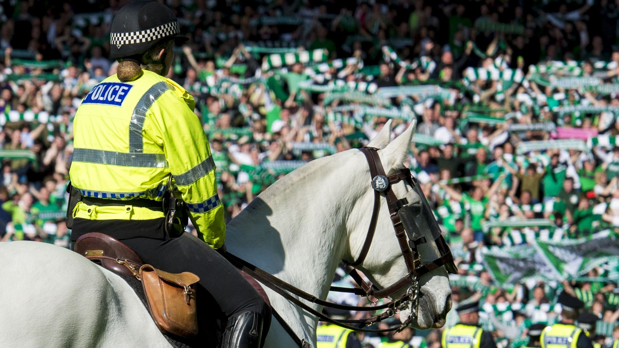 Scottish government tells authorities to act on crowd trouble