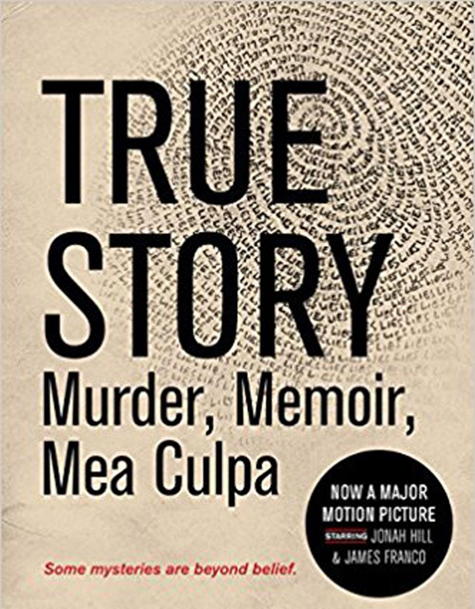 """True Story"" de Michael Finkel (Foto: Amazon.com)"