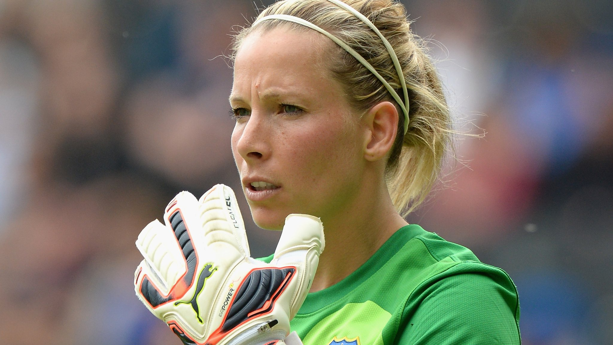 Women's football dragged through mud after Sampson sacking - Brown-Finnis