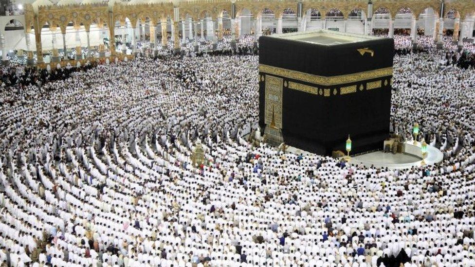 मक्का की मस्जिद में 'आत्मघाती हमले की कोशिश नाकाम'