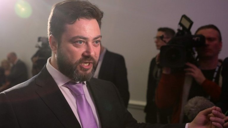 UKIP's Carl Benjamin not sorry for MP rape comments