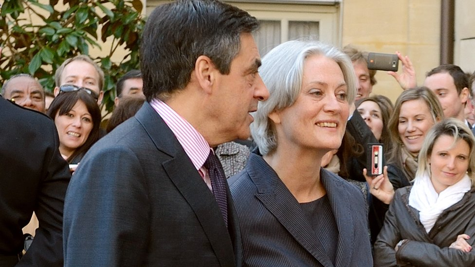 Francois Fillon's wife Penelope under formal investigation