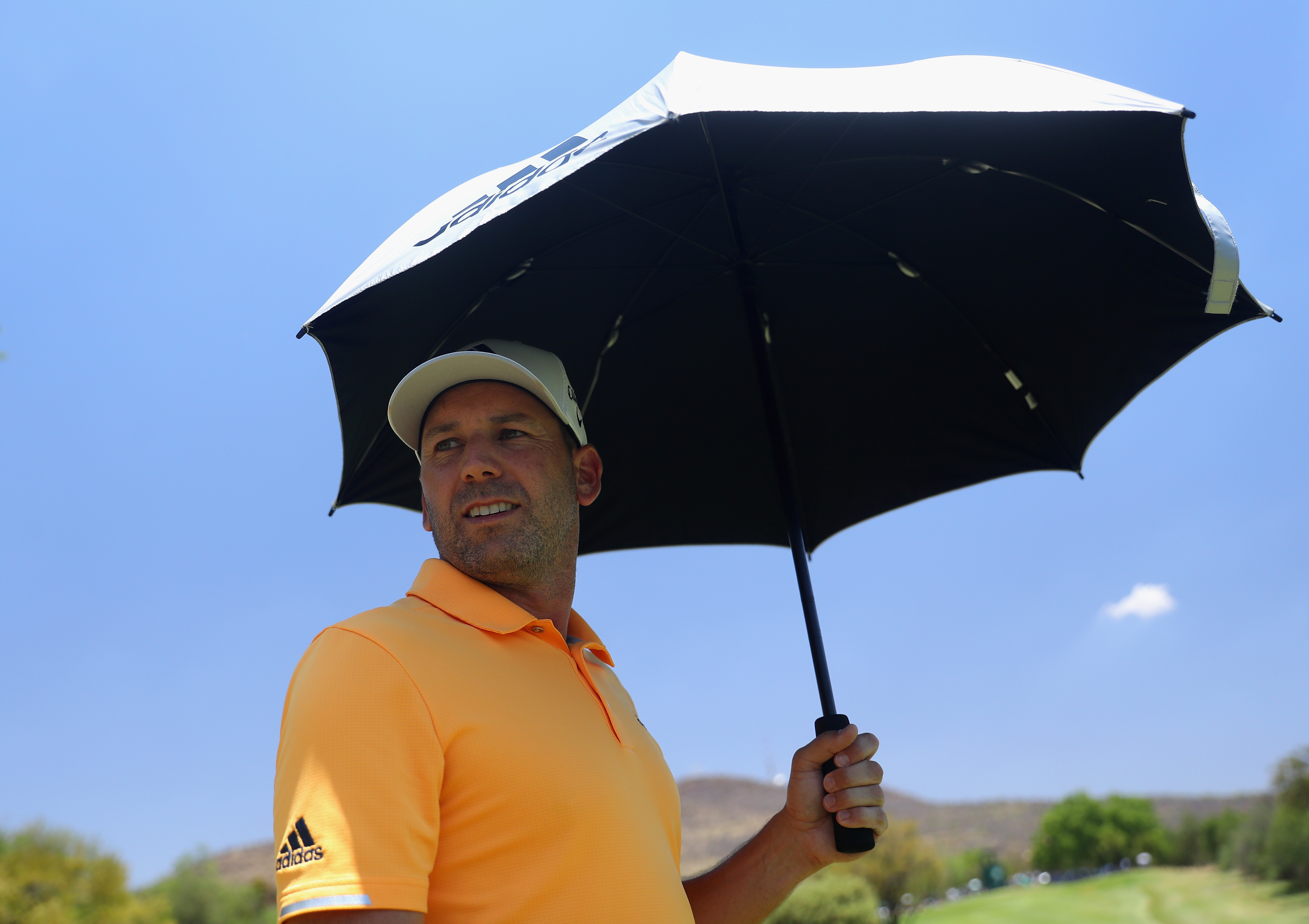 Nedbank Challenge: Sergio Garcia leads by two as Ross Fisher shoots round of the day