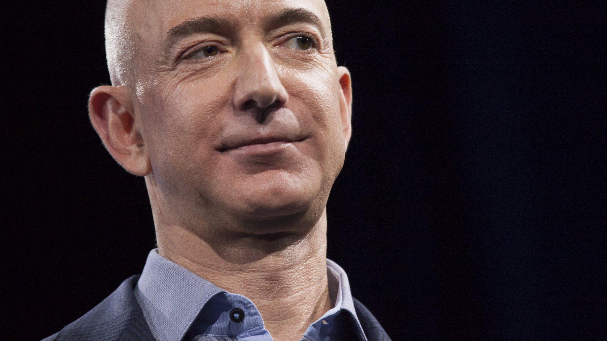 Amazon's Jeff Bezos beats Bill Gates in new rich list