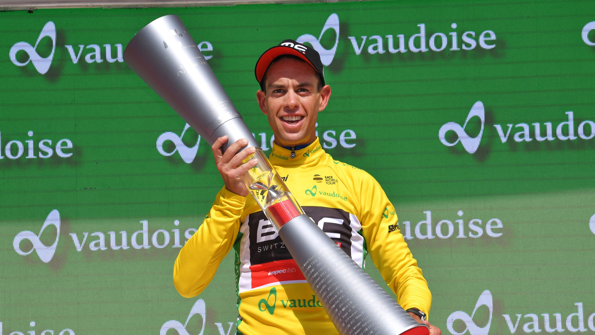 Porte takes Tour de Suisse title