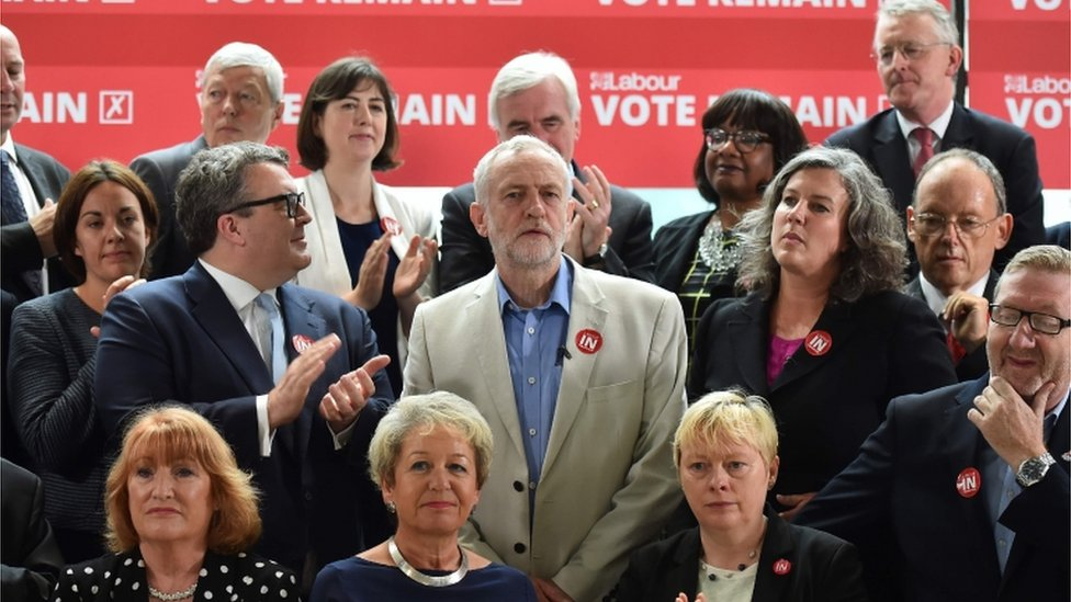 Labour revolt puts pressure on Corbyn