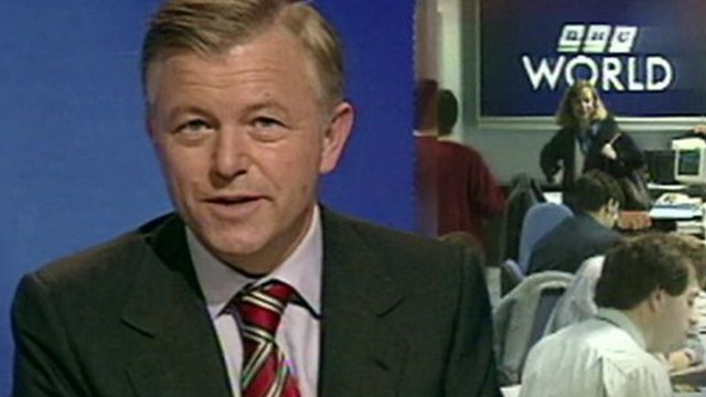 How the BBC's world news channel evolved