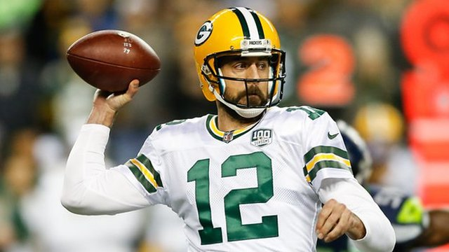 NFL: Aaron Rodgers makes two 'big-time' throws as Green Bay lose in Seattle