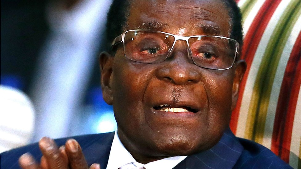 Robert Mugabe's WHO appointment condemned as 'an insult'