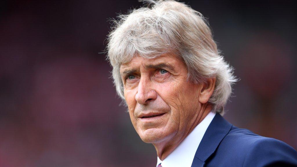 West Ham United v Bournemouth | BBC