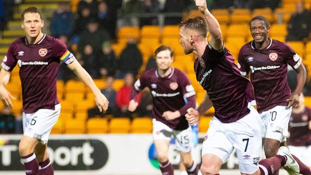 Highlights: St Johnstone 2-2 Heart of Midlothian