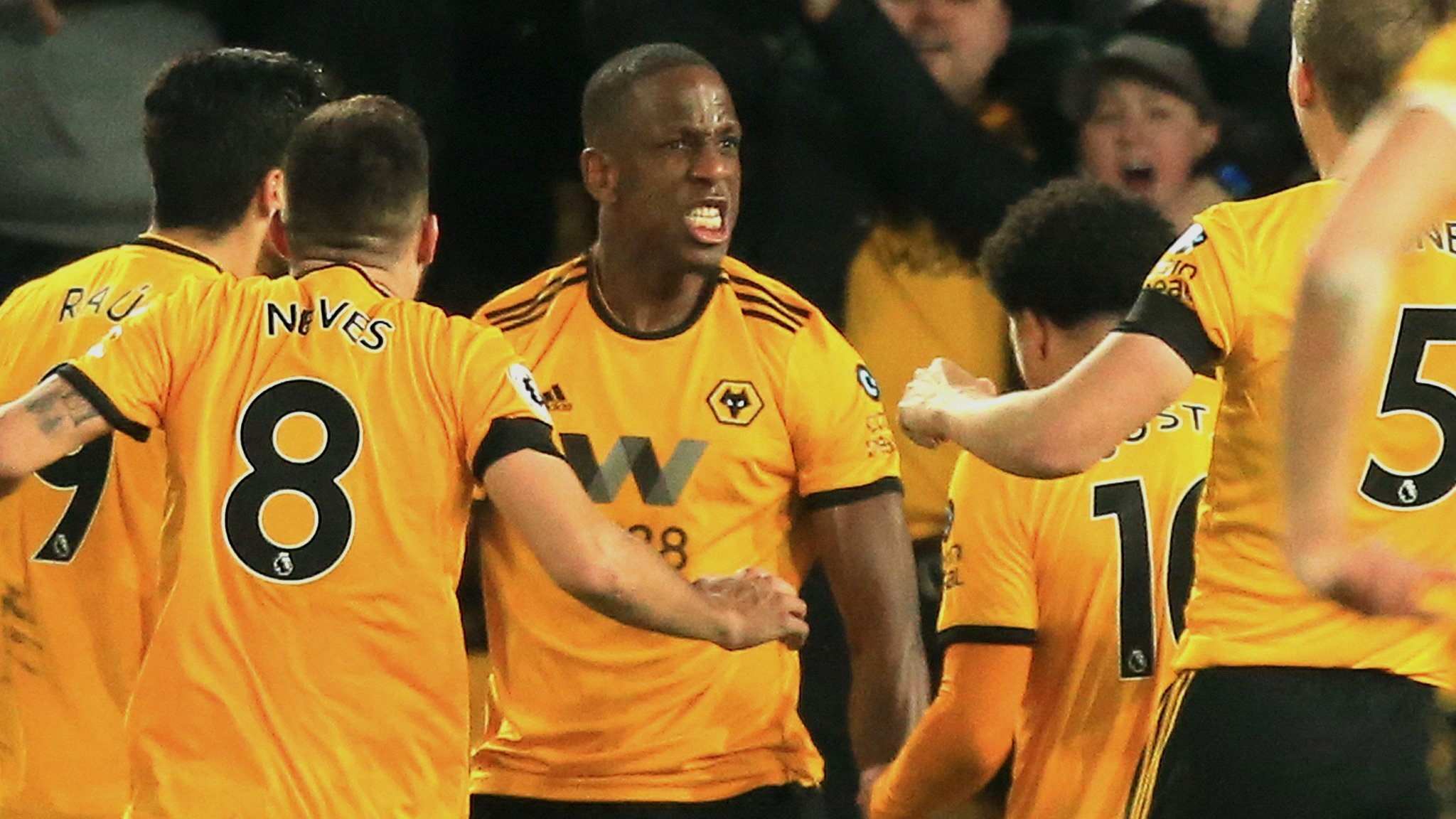 Last-gasp Boly goal for Wolves denies Newcastle