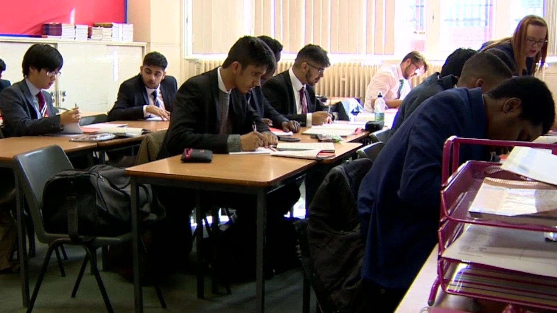 Reconsider grammar plan, heads urge May