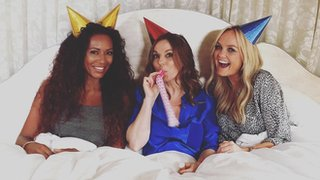 Spice Girls tease possible reunion gig