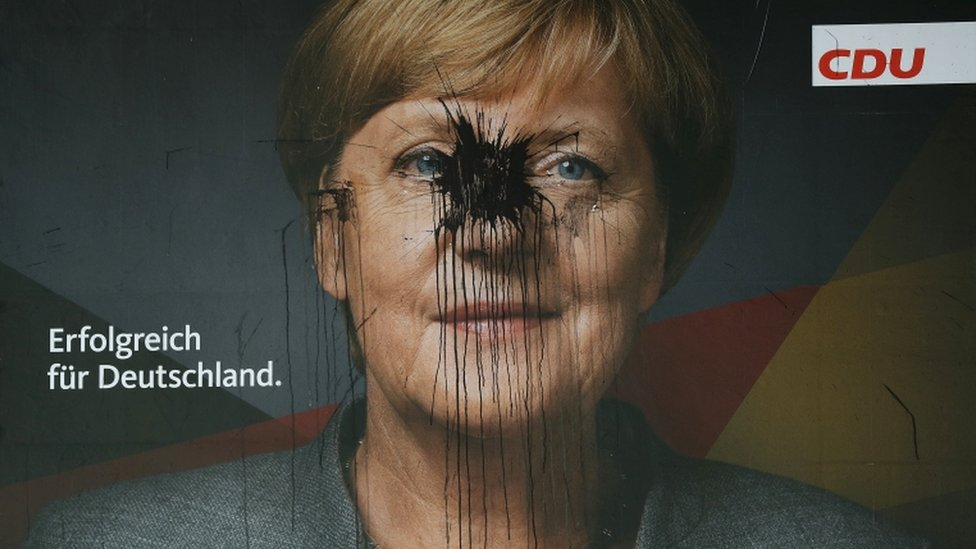 German election marks unprecedented political shift