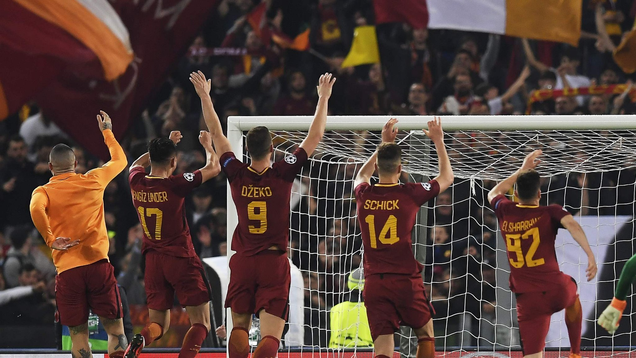 'A sense of destiny about Roma' - is it dangerous to underestimate them against Liverpool?