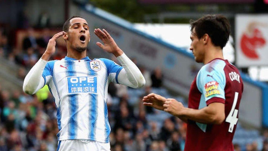 Burnley & Huddersfield ends goalless