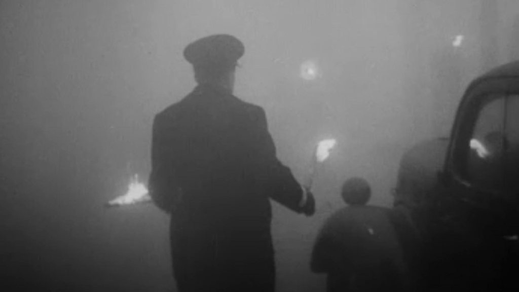 Death by smog: London's fatal four-day pea-souper