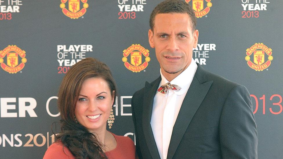 'My kids would not talk about their mum's death' - Ferdinand