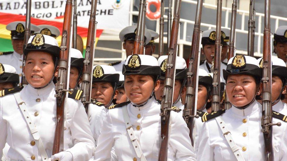 Soldados de la Marina
